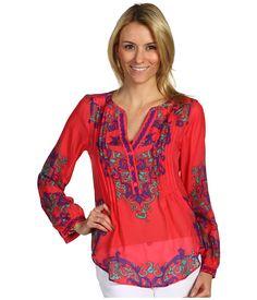 b9382518837026 Hale bob amalfi chic silk blouse
