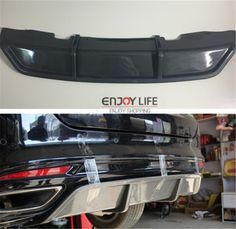 Cheap car bumper cover, Buy Quality skid plate bumper directly from China carbon bumper Suppliers: 1pc Carbon Color Tail Rear Bumper Skid Board Guard Plate Protector Bar Cover For Ford Mondeo / Fusion 2013 - 2015 Car Styling