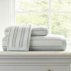 #bath #linen Found it at Wayfair - Beck Stripe 3 Piece Towels Set