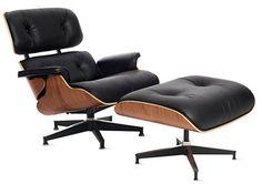Eames chair - Herman Miller design :) ❤️