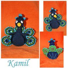 Kamil Páv Kamil the Peacock