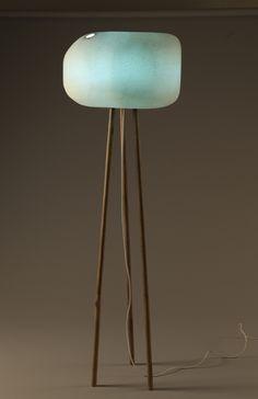 Guy Mishaly / styrofoam light