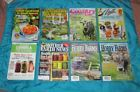 8 Magazines MOTHER EARTH NEWS (see photo & description) Brand New Free Shipping