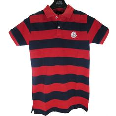 Buy online the highest quality, cheap prices and latest collection of men's red and navy striped pique Fabric Polo t-shirt, cash on delivery available… http://www.itsmtees.com/men/red-and-navy-striped-pique-fabric-polo