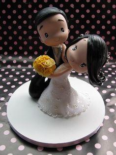 Fofinhos | Casalzinho dançando. A noiva optou por olhinhos p… | Flickr