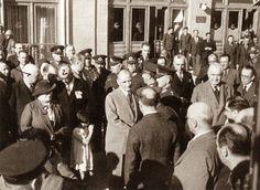 TBMM Başkanı Gazi Mustafa Kemal, Menemen'de (26 Ocak 1923)