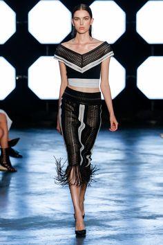 Sally LaPointe Spring 2018 Ready-to-Wear Collection Photos - Vogue