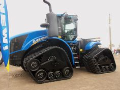New Holland T9.700 track tractor