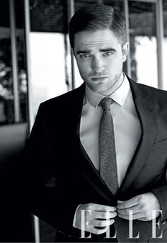 Robert Pattinson!! Be in love since he play Cedric from Harry Potter!!