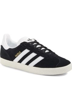 adidas Gazelle Sneaker (Women) available at #Nordstrom | I think likely a size 8 would fit
