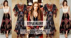 Style Alert: The Gypsy Glamour Girl