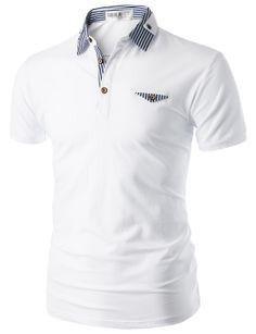 Tempahan Baju Korporat 010 3425 700 WhatsApp Now Polo Shirt Style, Polo Shirt Outfits, Polo T Shirts, Short Sleeve Polo Shirts, Mens Trends, Sharp Dressed Man, Summer Shirts, Men Dress, Shirt Designs