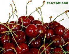 10 propiedades de las cerezas: una verdadera superfruta