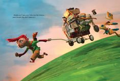 Seven Questions Over Breakfast with Chris Sickels (a.k.a. Red Nose Studio)