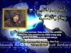 Quran recitation of Qariah Sainab Abdul romee (Thailand) In Malaysia 2006