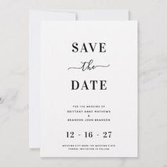 wedding invitations white Modern Minimalist White Wedding Save The Date Minimalist Wedding Invitations, Beautiful Wedding Invitations, Modern Minimalist Wedding, Decoration Originale, Invitation Wording, Typography Invitation, Invitation Cards, Invite, Wedding Save The Dates