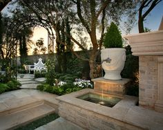 Italian Garden Design, Pictures, Remodel, Decor and Ideas - page 2