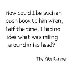 THE KITE RUNNER // Khaled Hosseini // quote poster // Select a ...