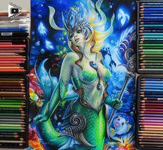 Nami, Blondynki Też Grają on ArtStation at https://www.artstation.com/artwork/3neoY