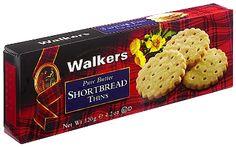 Walkers Shortbread Thins
