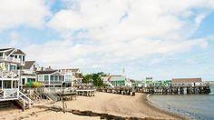 Cape Cod Bay - Provincetown, Massachusetts