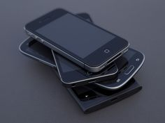 Devices Group Hug (gif + high res) by Mikael Eidenberg