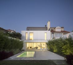 Parede 11 by Humberto Conde Arquitectos Parede, Cascais, Portugal