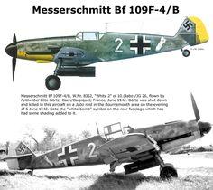 Messerschmitt Bf 109F-4/B