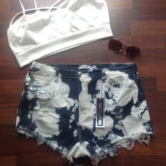 Shorts Cute shorts NWT Jr plus 3x fits 18/20 **** **SHORTS ONLY Boutique Shorts Jean Shorts