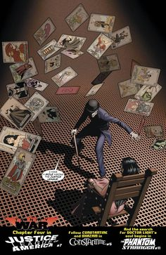 This Just Happened: The Outsider On The Inside | DC Comics