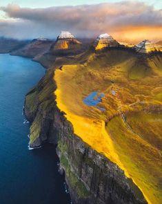 Superb Landscape & Nature Photography — Faroe Islands - by Karl Shakur