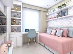 #Habitación #Interiores Habitación juvenil