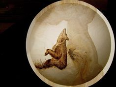 Back Scratch Fever Pyrography - Adam Owen