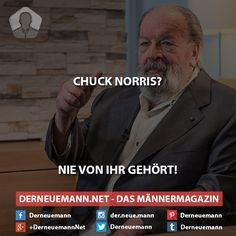 Chuck Norris? #derneuemann #humor #lustig #spaß #sprüche