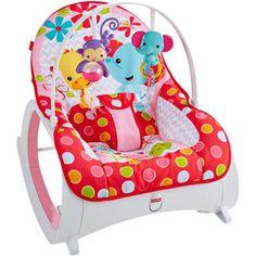 Fisher Price Infant-To-Toddler Rocker - Walmart.com