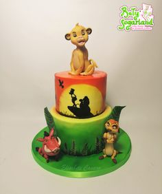 Bety' Sugarland - Cake Design by Elisabete Caseiro Cake Design, Cakes For Men, Cakes For Boys, Cake Baby, Tiered Cakes, Candy Table, Homemade, Artists