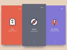 Onboarding inspiration for mobile apps — Muzli -Design Inspiration — Medium Mobile App Design, Mobile Ui, Onboarding App, Web Design, Logo Design, App Design Inspiration, Daily Inspiration, Splash Screen, Ui Web
