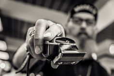 Tim Collins Related best barber shops in GermanyThe Beard For Hunky Men – Garibaldi Beard Hairstyle Names, Quiff Hairstyles, Barber Haircuts, Haircuts For Men, Barber Shop Pictures, Crew Cut Hair, Hair Salon Names, Barber Man, Barber Tattoo