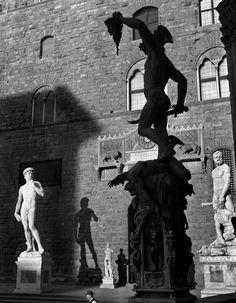Perseus, Herbert List, Firenze Tuscany