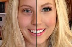 28 Before And Afters That Show The Transformative Power Of Makeup
