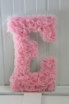 Wooden Nursery Letters  Handmade and by BellBloomDesign on Etsy, $18.00