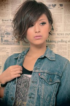 ファッションヘアNo.1 | AFLOAT JAPANの拡大ヘアスタイル - アフロートジャパン 【銀座の美容室】 | 関東・銀座の美容室 | Rasysa(らしさ)