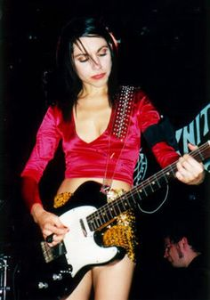 Polly Jean Harvey