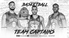 2016-17 Team Captains