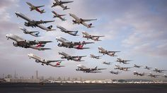 Dubai International 12r (morning Heavy Departures)
