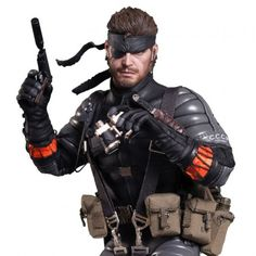 Hot Toys 1:6 Metal Gear Solid 3: Snake Eater - Naked Snake Sneaking Suit Version - £233.99