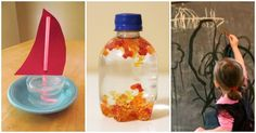Ways to Play and Learn with Water Indoors - http://learning.innerchildfun.com/2014/03/ways-play-learn-water-indoors.html #learning #ece