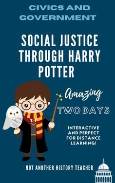 This social justice through Harry Potter lesson provides an excellent opportunity for students to understand why social justice is so important and why people are fighting for equal rights. They will also be able to self-assess and see how well they have been incorporating what social justice means in their community. By starting small, such as by speaking up when someone is not being treated fairly, students will gain the confidence to have a strong, positive voice within their community.