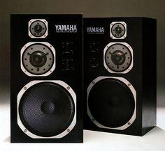 The 8 best vintage speakers for your turntable set-up Hifi Turntable, Audiophile Speakers, Hifi Audio, Stereo Speakers, Wireless Speakers, Monitor Speakers, Yamaha Speakers, Yamaha Audio, Audio Design