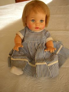Teary Deary Doll by Ideal 1964